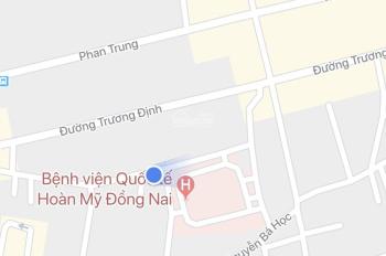 Bán đất mặt tiền đối diện BVQT Hoàn Mỹ, Đồng Nai