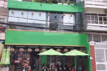 Cho thuê nhà nguyên căn ngang 10m cực hiếm mặt tiền đường Nguyễn Trãi, trung tâm TP Nha Trang