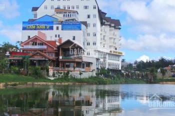 Khách sạn 12 phòng ngay trung tâm, gần chợ, tầm nhìn Hồ Xuân Hương - Bùi Thị Xuân -  P. 2 - Đà Lạt