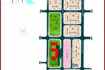 Hot! Cần bán nền đất sổ đỏ sang tên dự án Phú Mỹ Chợ Lớn 92,5 m2 (5x18,5m)