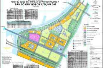 Chuyên đất sổ đỏ quận 8 nhận ký gửi bán nhanh khu SGCL, Ứng Thành, Phú Lợi, Nam Gia. LH: 0933483333