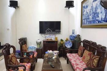 Bán nhà phố Minh Khai, DT 56m2, MT 4.3m, ngõ thông ô tô qua nhà, giá 4.6 tỷ