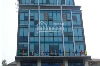 Bán nhà mặt phố Bà Triệu Hai Bà Trưng 190m2 xây 12 tầng cho thuê 600tr/th giá 115 tỷ