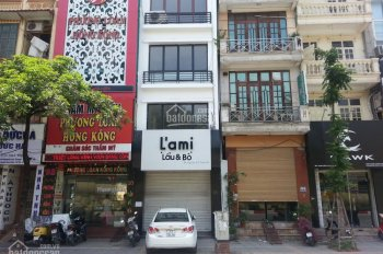 Cho thuê MP Nguyễn Chí Thanh, DT 40m2 x 5 tầng, MT 4.5m, giá tốt, vị trí đắc địa, KD mọi mô hình