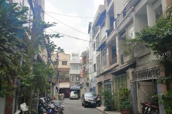 Nhà mặt tiền đường 12m ngay Lãnh Binh Thăng, 4,4x18m, 3 lầu, HĐ thuê 30 triệu/tháng, 0906 998 956