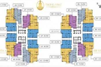 CC Thống Nhất Complex: Bán Các căn cuối cùng Giá Tốt 0968566539