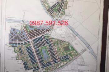 Chính chủ cần tiền muốn bán nhanh 94,5m2 đất đấu giá Lê Cao mặt đường 16m giáp ranh dự án Đại An