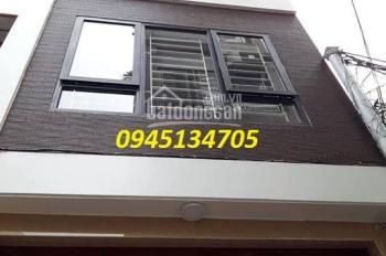 Bán nhà vị trí ngõ thông 4m kinh doanh được phố Đa Sỹ, Mậu Lương giá 2.55 tỷ*5Tầng*33m2, 0945134705