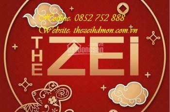 The Zei: Update chính sách bán hàng mới nhất T2/2020. Sau CK chỉ còn 31tr/m2. LH: 0898 878 409