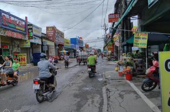 Bán nhà phố khu sầm uất, đông dân, sánh ngang với trung tâm quận Tân Phú (có thể cho thuê nhà)