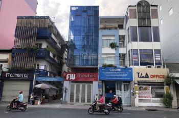 Bán nhà phố 3 Tháng 2, P10, Q10 (5.8mx22m) 4 lầu, góc 2 mặt tiền. Cho thuê: 110tr/tháng