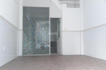 Nhà cho thuê NC MT Đặng Văn Sâm 1T2L 2P3W có máy lạnh, sơn sửa mới .