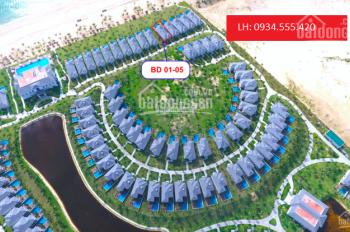 Tôi Thắng bán gấp căn BT đã có sổ đỏ, Vinpearl Bãi Dài Nha Trang, cho thuê 148tr/th, vốn 7,8 tỷ