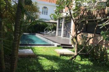 Bán biệt thự Phú Nhuận, Thảo Điền, vị trí đẹp, giá tốt, thiết kế hiện đại, 775m2 call 0977771919