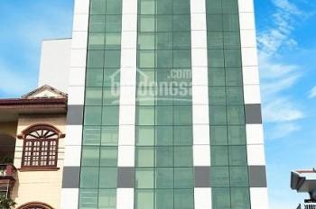 Cho thuê nhà mặt tiền Sư Vạn Hạnh, DT 5x20m, 1 trệt 5 lầu có thang máy, giá 60 tr/ tháng