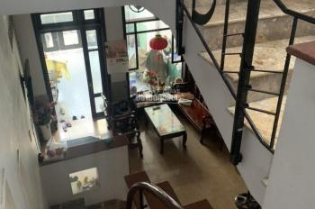 Bán nhà 1 trệt 3 lầu ngay mặt tiền đường Bạch Đằng phường Tân Lập Lh 0908208379
