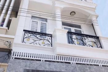 Bán nhà 1 trệt 2 lầu, HXH 6m, đường 25, Hiệp Bình Chánh, Thủ Đức, nhà mới 100%, giá 5.7 tỷ