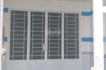 Bán nhà 1 trệt 1 lửng  đường xe hơi ấp 4 Đa Phước,số nhà huyện bộ thuế ,dt ,3.5x15  giá  1 tỷ 200