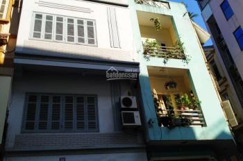 Bán nhà mặt phố Trần Quang Diệu 60m 6 tầng mặt phố lô góc kinh doanh tốt.