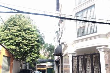 Gia đình đi Mỹ bán gấp nhà 2 mặt tiền đường Hoàng Diệu, p. 10, Phú Nhuận 7.5x15m. 6 tầng, 25.9 tỷ