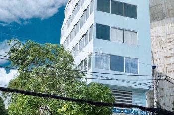 Bán gấp tòa nhà 2 mặt tiền hầm 8 lầu đường Hồ Văn Huê, Phường 9, Quận Phú Nhuận, 8.5x23m, 43 tỷ