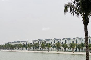 Bán đơn lập Hải Âu Vinhomes Ocean Park  View trực diện hồ nước mặn giá 35 tỷ. LH 0962825595