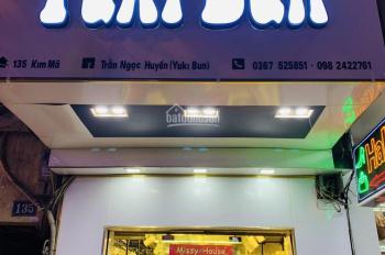 Điểm kinh doanh hot phố Triệu Việt Vương mặt tiền thoáng gần 5m, thông sàn 80m2.