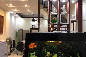 Bán nhà  Trương Định, Hoàng Mai, 30m ra Ô tô, 48m2 x4T,  giá 3 tỷ 550 triệu. LH: 098.724.0775.