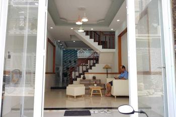 Nhà 4 tầng khu nhà lầu kênh Trần Quang Cơ, ngã 3 Đông Quang, KCN Tân Thới Hiệp