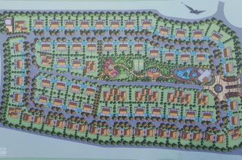 Chính chủ bán đất nền biệt thự sinh thái Cẩm Đình - Phúc Thọ, giá chỉ 3tr/m2. LH: O985575386