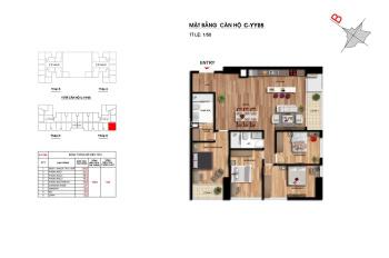 Chính chủ bán gấp căn góc 4 ngủ Imperia garden 126m2, giá: 4,35 tỷ, lh: 0967839010