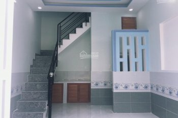 Bán nhà riêng 4x9m đúc 1 lầu 2PN - 2WC 2 sẹc hẻm 3.5m, đường Trần Văn Mười, 0767.487.685