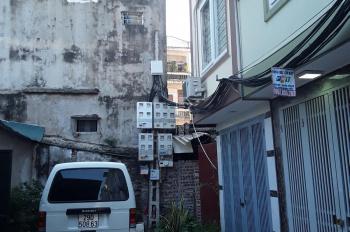 4.5 tỷ nhà 47m2, 5 tầng, mặt tiền 4m mới tinh gara ô tô thang máy Trương Định, Hai Bà Trưng, Hà Nội