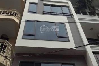Cho thuê nhà Trần Cung, Nghĩa Tân, Cầu Giấy 54m2 x 5T, giá 14tr/th ngõ ô tô đỗ cửa 0914373896