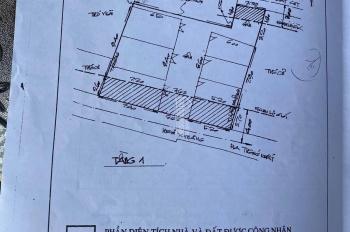 Cần bán miếng đất xây được nhà phố 7 căn hoặc làm biệt thự vị trí một trục đường Thống Nhất, giá rẻ