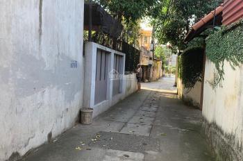 Khai Xuân mở bán lô đất 99m Cổ Bi ngõ 2,5m, sát đường QH, giá chỉ 22tr/m2 chia 3 được