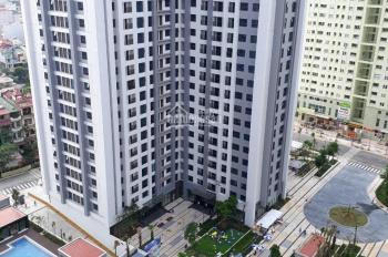 Cần cho thuê căn 2409, tòa Ruby 4, tổ hợp CCCC, VP và TTTM Goldmark City, 136 Hồ Tùng Mậu