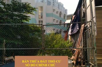 Bán đất thổ cư sổ đỏ chính chủ, mặt phố Minh Khai, Q. Hai Bà Trưng, TP. Hà Nội, DT 205m2, 43 tỷ