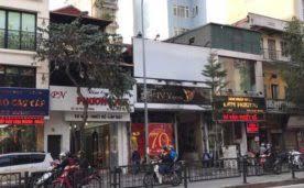 Cần sang nhượng mặt bằng kinh doanh tại khu vực Láng Hạ 50m2, MT rộng giá chỉ 11tr