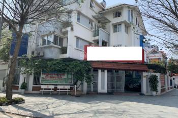 Cho thuê tầng 1 độc lập - biệt thự lô góc 2 mặt tiền TP Giao Lưu kinh doanh Cafe