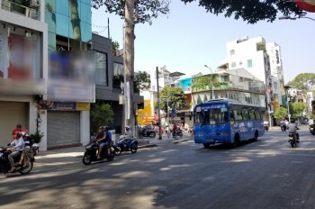 Giá rẻ, cho thuê nhà MT Cao Thắng, Q. 3 gần ĐH Hoa Sen và Điện Biên Phủ, Q. 3, giá: 75 triệu