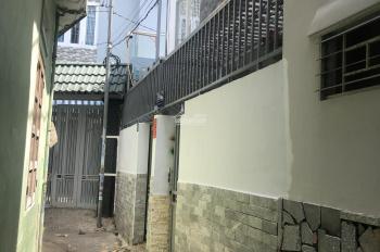 Cho thuê nhà 2 tầng hẻm Tháp Bà gần bờ kè giá thuê 4.5tr/tháng