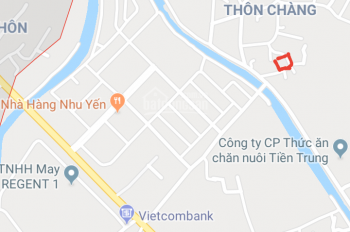 Bán 521m2 đất hai mặt tiền đường, phường Ái Quốc, TP Hải Dương