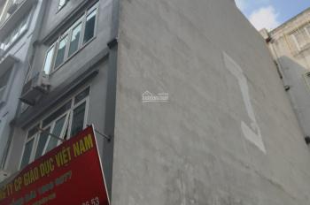 Nhà phân lô ngõ 208 phố Trần Cung, căn góc. Diện tích 50m2 x 4 tầng, ngõ ô tô tránh nhau