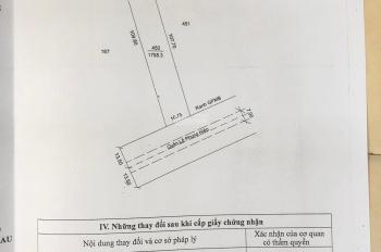 Bán đất đường Quản Lộ Phụng Hiệp Ấp 6 xã Tân Thành cách Cà Mau 4km