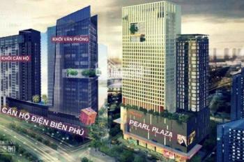 Bán căn hộ 152 Điện Biên Phủ, 68.56m2 (2PN) giá 4 tỷ, 80.13m2 (3PN) giá 5.1 tỷ, sang tên nhanh