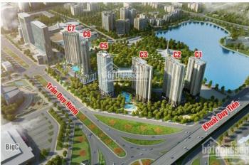 Bán cắt lỗ 1,3 tỷ căn hộ 3PN 93m2 D'Capitale Trần Duy Hưng