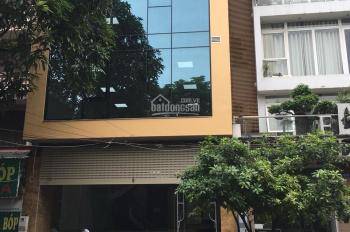 Cho thuê nhà phố Giáp Nhất, Nhân Chính, Thanh Xuân. DT 118m2, 5 tầng, MT 7m, giá 80tr/th
