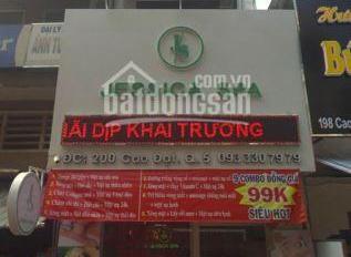 Chính chủ cho thuê nhà MT 200 Cao Đạt, P1, Q5 3,5x12m, trệt 3 lầu, vị trí đẹp giá 35 triệu/th