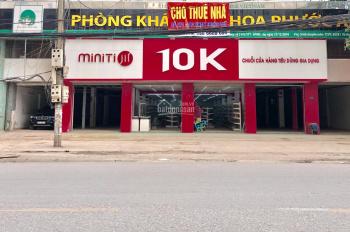 Cho thuê mặt bằng kinh doanh từ 200 - 600m2, mặt đường Phan Trọng Tuệ, đối diện chung cư Đại Thanh